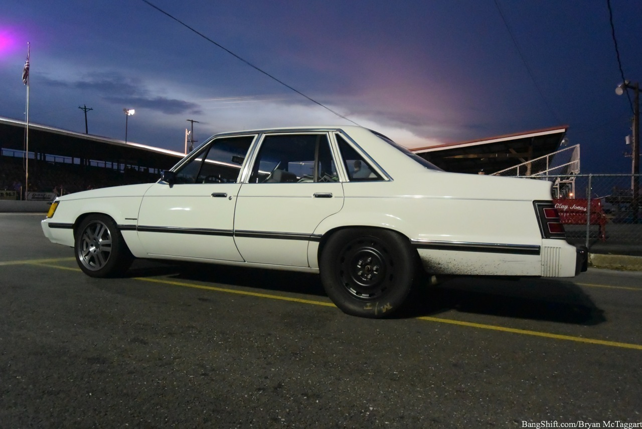 BangShift.com Plain Wrapper: A Nitrous Infused, LS-swapped 1984 Ford ...