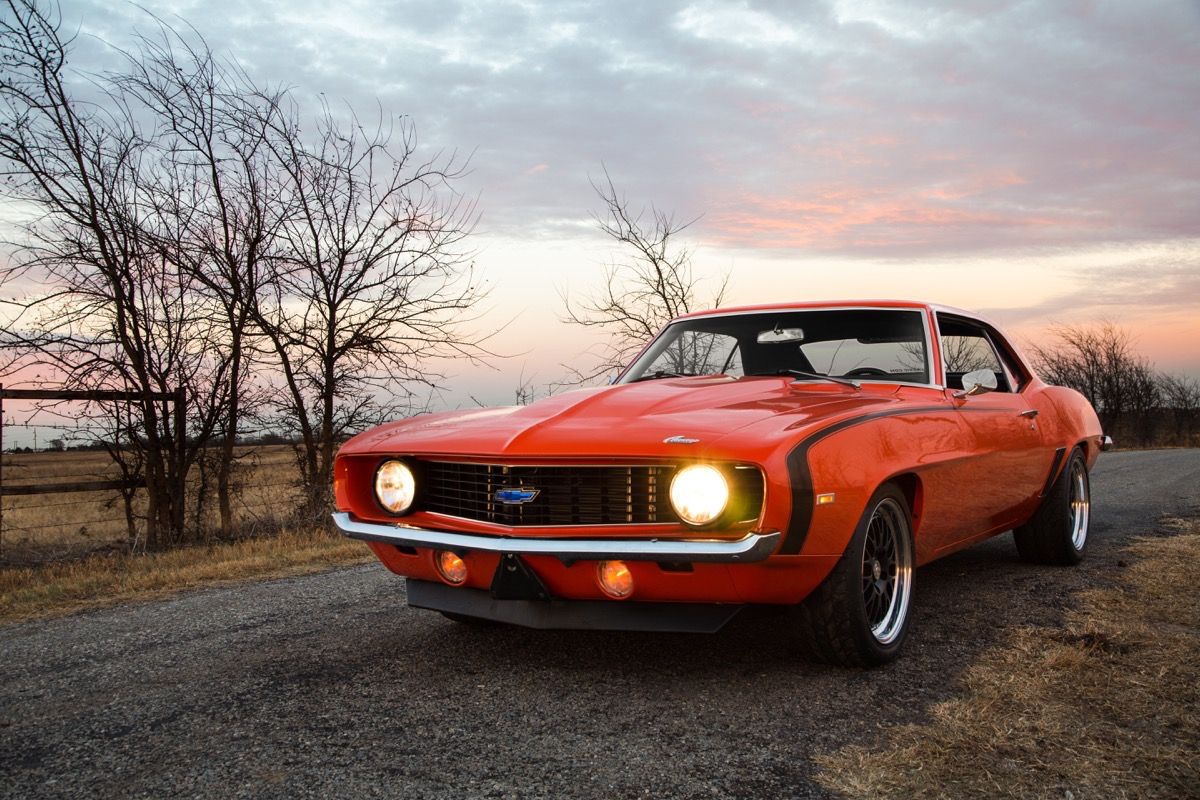 Wanna Win A 1969 Camaro? Our Buddies Are Giving One Away – Here's The Scoop On This RideTech Equipped '69