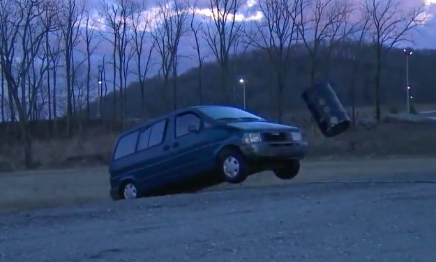 Classic YouTube: Getting Every Last Penny's Worth Out Of A $300 Ford Aerostar!