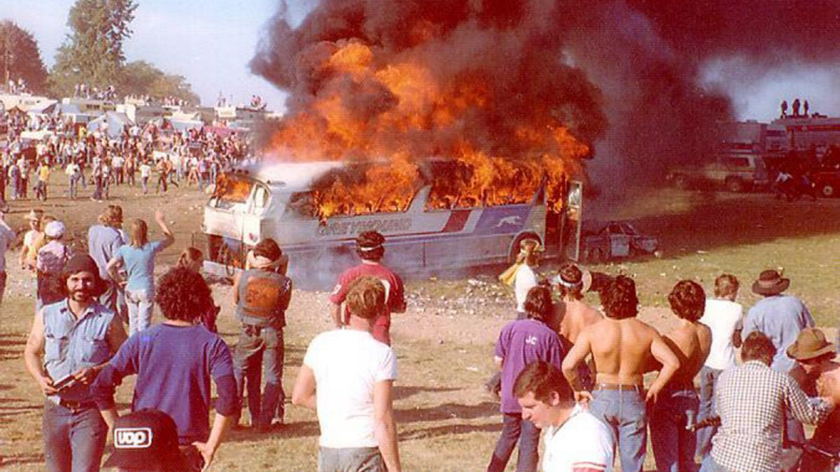 Bedlam: The Insane Story Of The Bog At The 1974 US Grand Prix