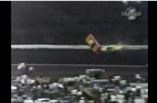Cool Video: Watch Cale Yarborough Get Launched Over The Wall At Darlington In 1965 With The and Now Interviews