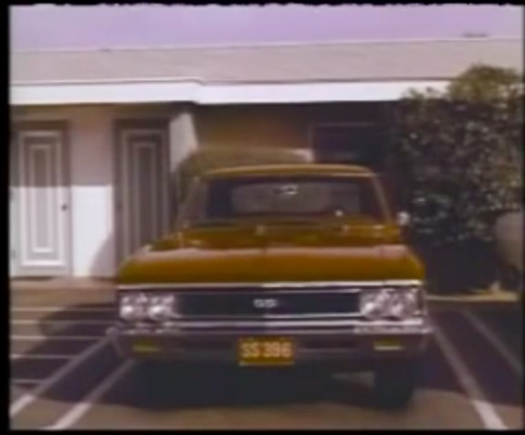 This Drive-In Intermission Commercial For the New 1966 SS396 Chevelle Is Weird And Cool – Remember It?