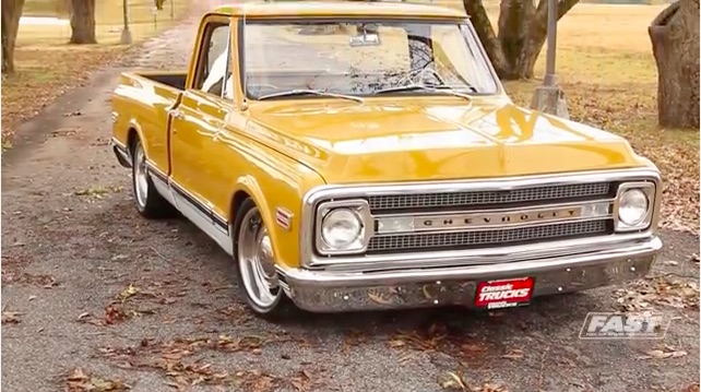 This FAST Video Feature Of The Classic Trucks Week To Wicked Chevy Is Great