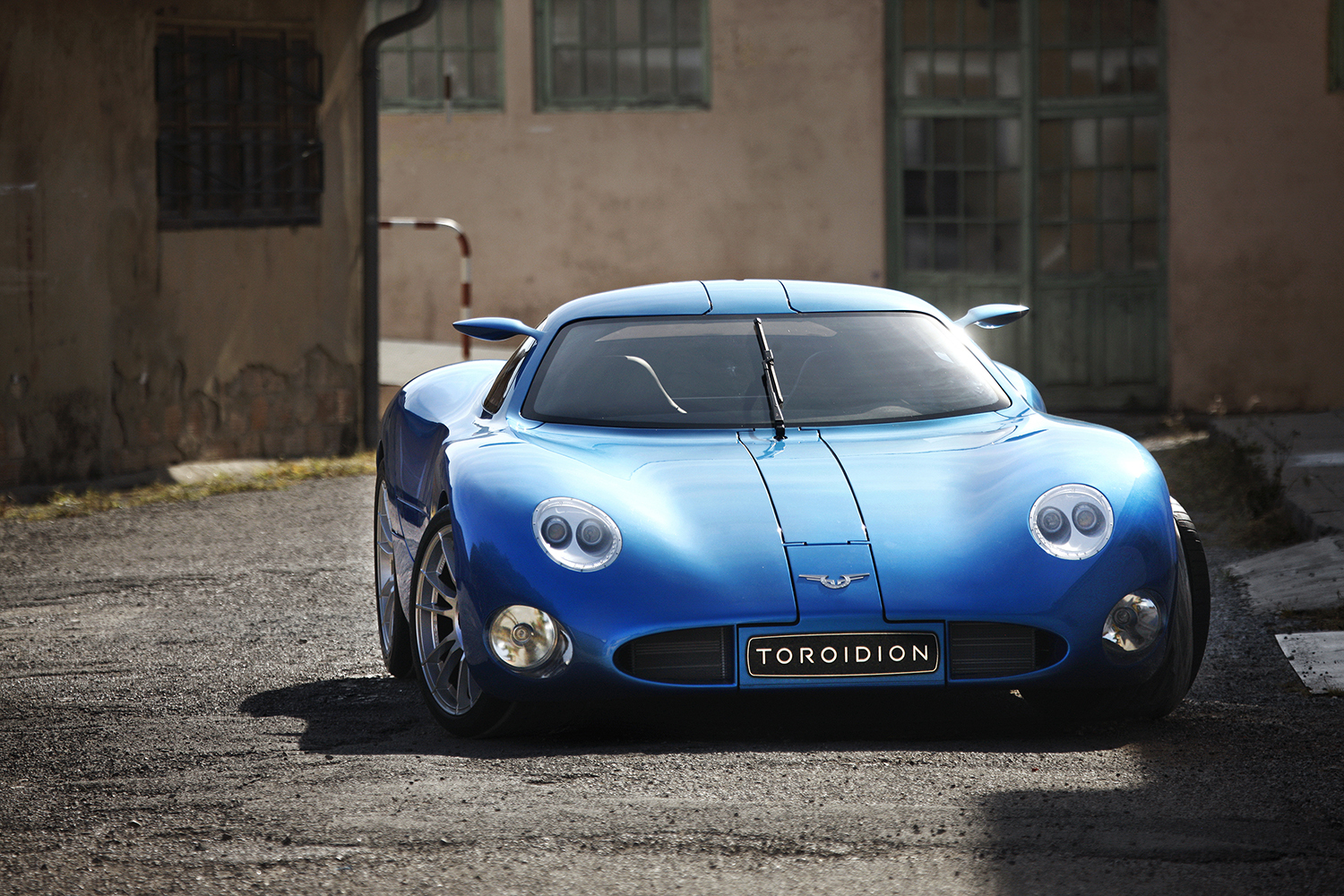 The Toroidion Electric Supercar From Finland Has The Equivalent Of 1,341hp And Is Insane