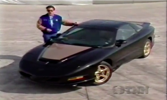 Remember The 1997 Hurst Firebird? One Of The Coolest And Rarest Birds In The Flock