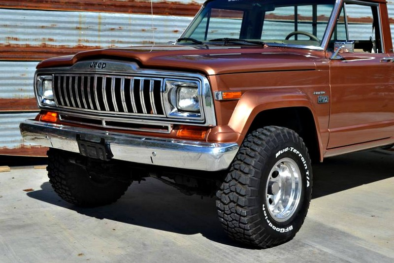 Is This 1983 Jeep J-10 The Pickup Of Your Dreams, Or Is The Price A Nightmare?