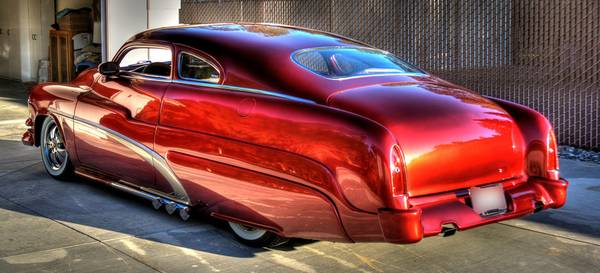BangShift com 1951 Mercury