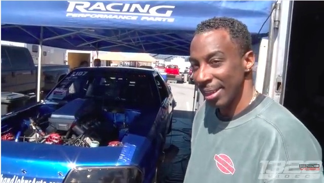 Small Tire Drag Racing Champion and Pioneer Mustang Mike Modeste Has Passed