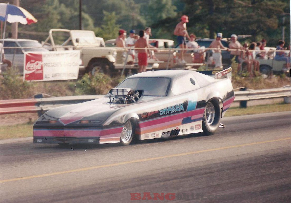 Dead Drag Strip File: More Action, Cool Cars, And Racing From The Long Gone Montgomery Dragway