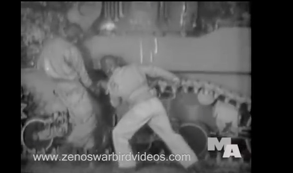 Killer Video: How To Fix, Free, and Otherwise Keep A Sherman Tank In The Fight (Circa 1944)