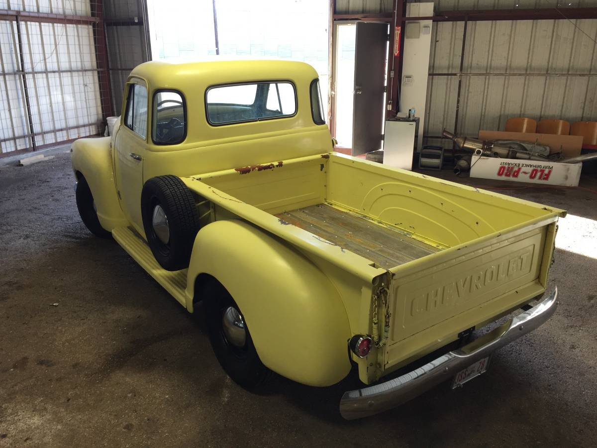 This 1954 Chevrolet 3100 Pickup Has A Cummins 4bt Swap Chevy Truck Bed 5
