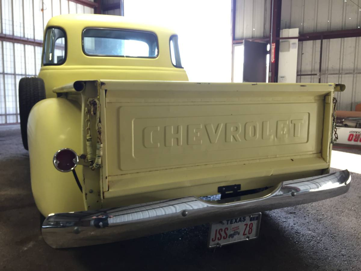 This 1954 Chevrolet 3100 Pickup Has A Cummins 4bt Swap Chevy Truck Bed 6