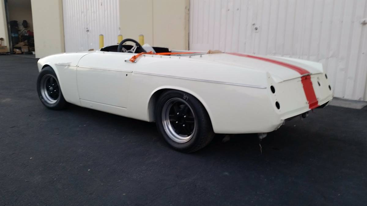 BangShift com This 1966 Datsun Roadster Is Clean, For Sale