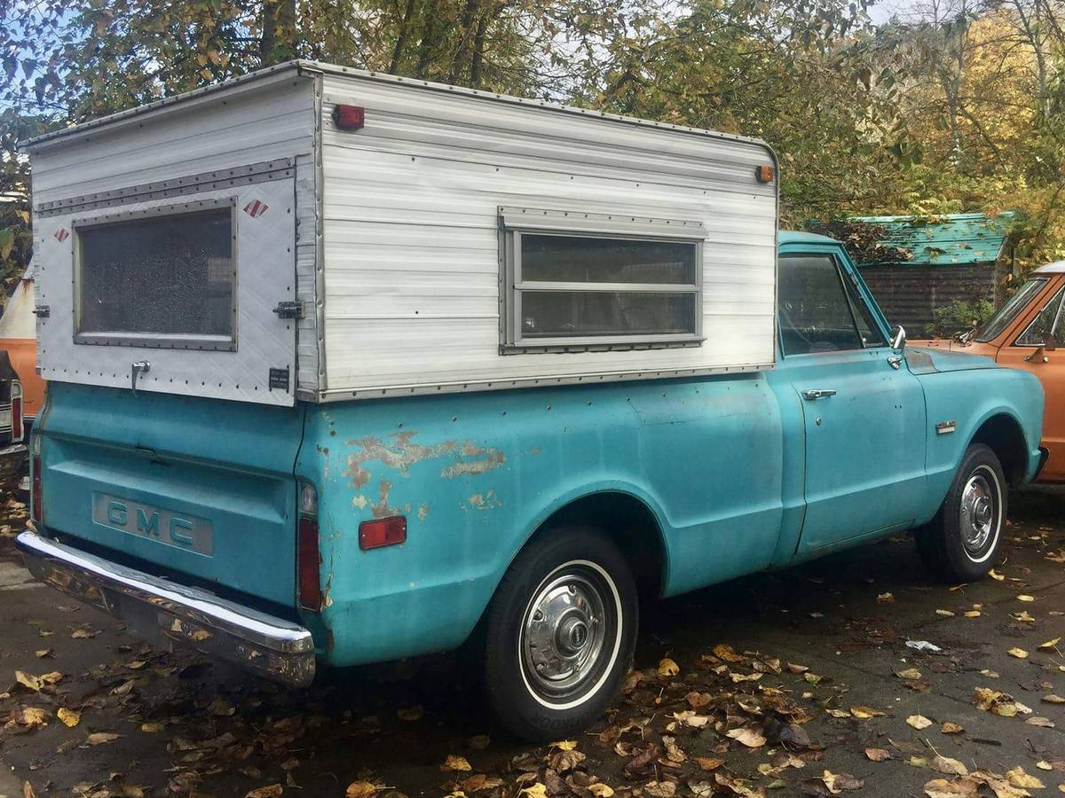 All Chevy chevy c10 craigslist : BangShift.com This Original 1968 C10 Is A Hot Rod Waiting To ...