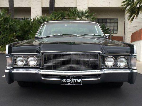 this hot rod lincoln continental is a head. Black Bedroom Furniture Sets. Home Design Ideas