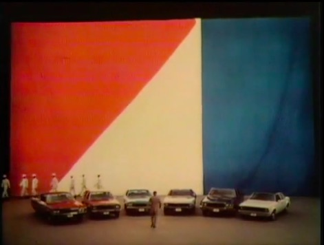"Historical Footage: The 1970 American Motors Model Lineup Commercial – ""What Would You Do?"""
