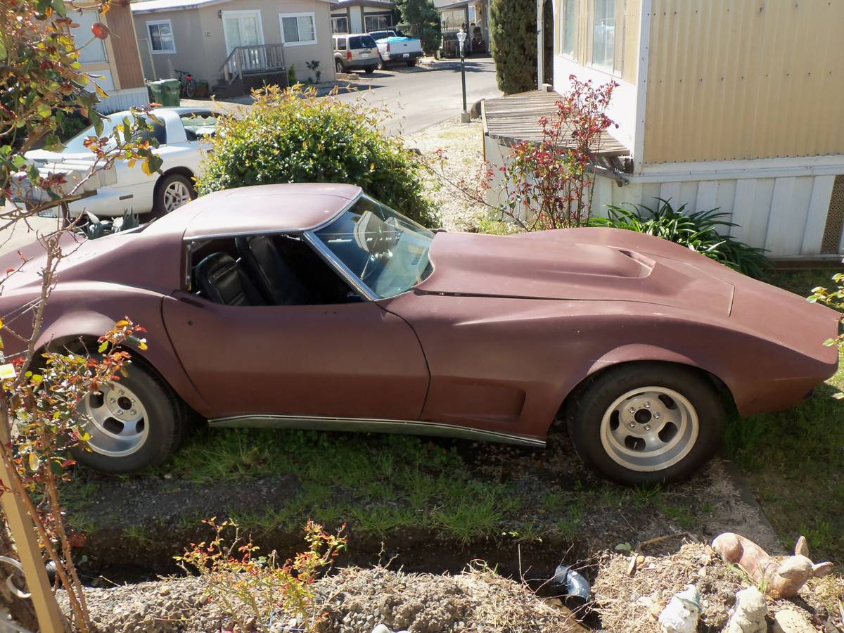 We Think This Custom 1974 Corvette Shark Is Begging For The Pro Touring Treatment