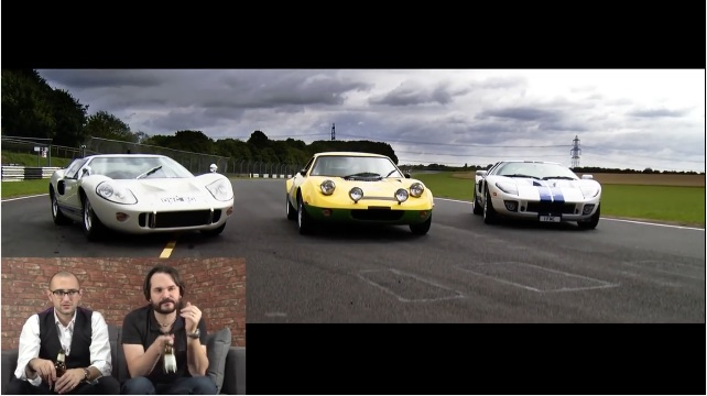 The Carfection Team Look Back On The Making Of Their Ford Gt Celebration Video
