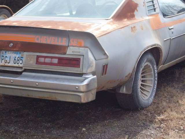 Chevelle SE 2
