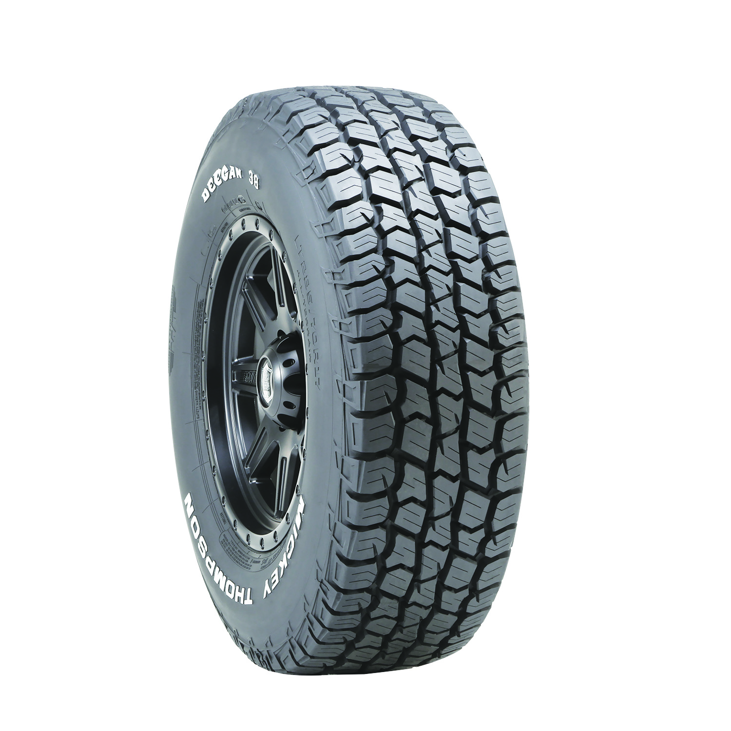 Mickey Thompson Set To Release New Deegan 38 All-Terrain Tire – Great For Towing And Wheeling