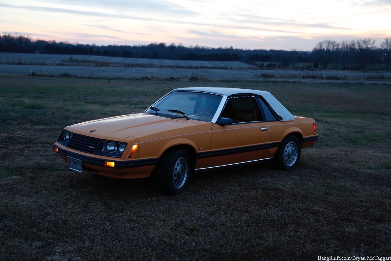 "Project ""Great Pumpkin"" Mustang: We Introduce Our Daily-Driver Build 1980 Ford Mustang Ghia"