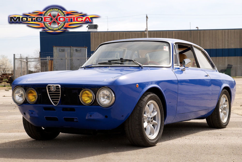 This 1974 Alfa Romeo GTV Is A Beautiful Example Of 1970s Italian Coolness