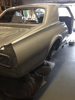 BangShift Project Files: Following Along As A 1968 Mercury Cougar Gets Put Back Together