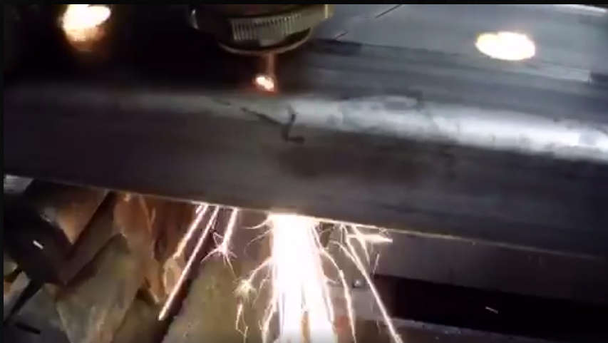 This Tube Laser Cutting Equipment Makes Products Like Choppin Block Suspension Possible