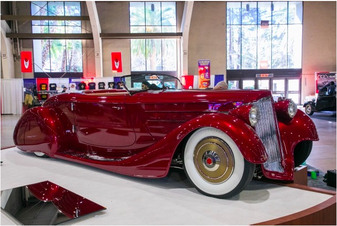 Bruce Wanta's 1936 Packard – The Mulholland Speedster Is America's Most Beautiful Roadster
