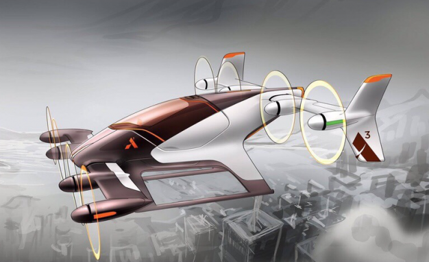 Cue The Flying Cars? Airbus Claims It Will Have Working Prototype By The End Of The Year