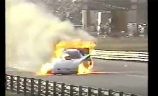 Watch Al Hofman Win The 1997 Gatornationals And Suffer An Horrendous Funny Car Fire At The Same Time