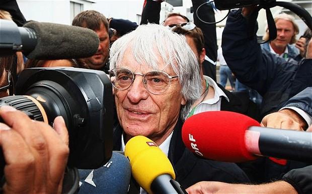 Bye Bye: Bernie Ecclestone Deposed As F1 Leader Ending 40 Year Reign