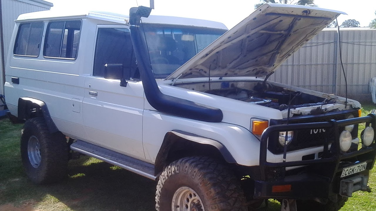 BangShift Project Files: A 351 Cleveland-Powered Toyota Land Cruiser From Australia!