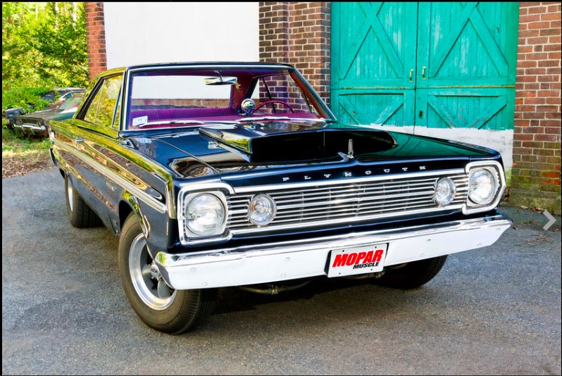 A Mopar Story For The Ages: How A Kid Bought A  Hemi 1966 Plymouth Belvedere New, Won at The Drags, and Got It Back Decades Later