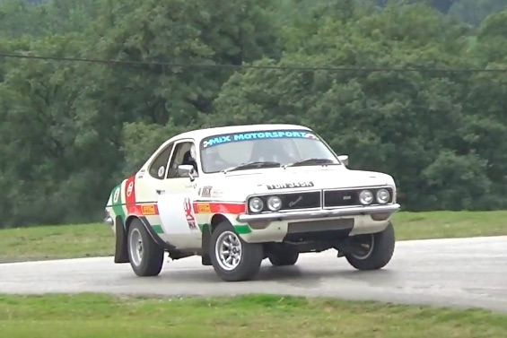 Morning Symphony: A DZ302-Powered Chevrolet Firenza Can-Am Showing Off