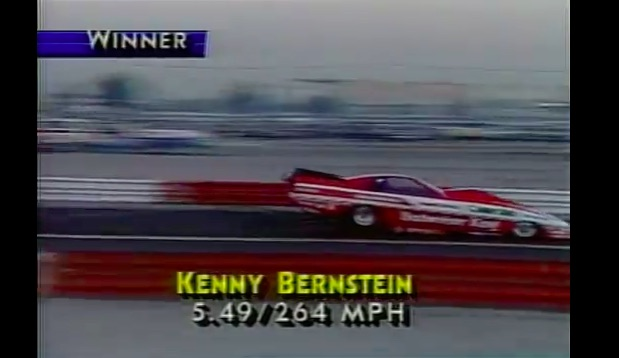 This Recap of The 1987 NHRA Winternationals With Dave McClelland and Steve Evans Is Great – 30 Years Ago!
