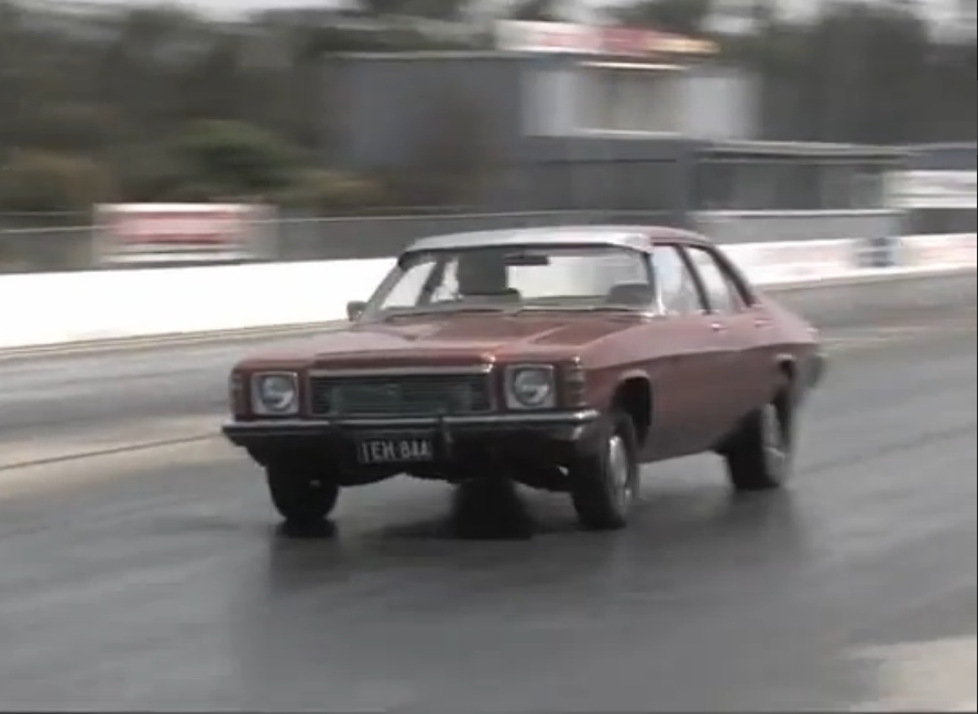 Sleeper Video: This 1975 Holden Kingswood Gets It Done In Fine Old Man Style To The Tune Of 10s In Australia