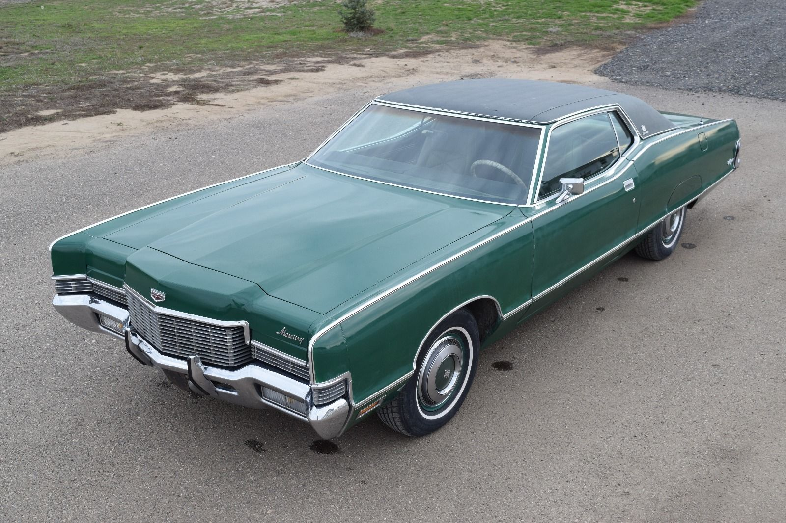 BangShift.com Muscle Car Or Luxury Barge? This 1971 Mercury ...