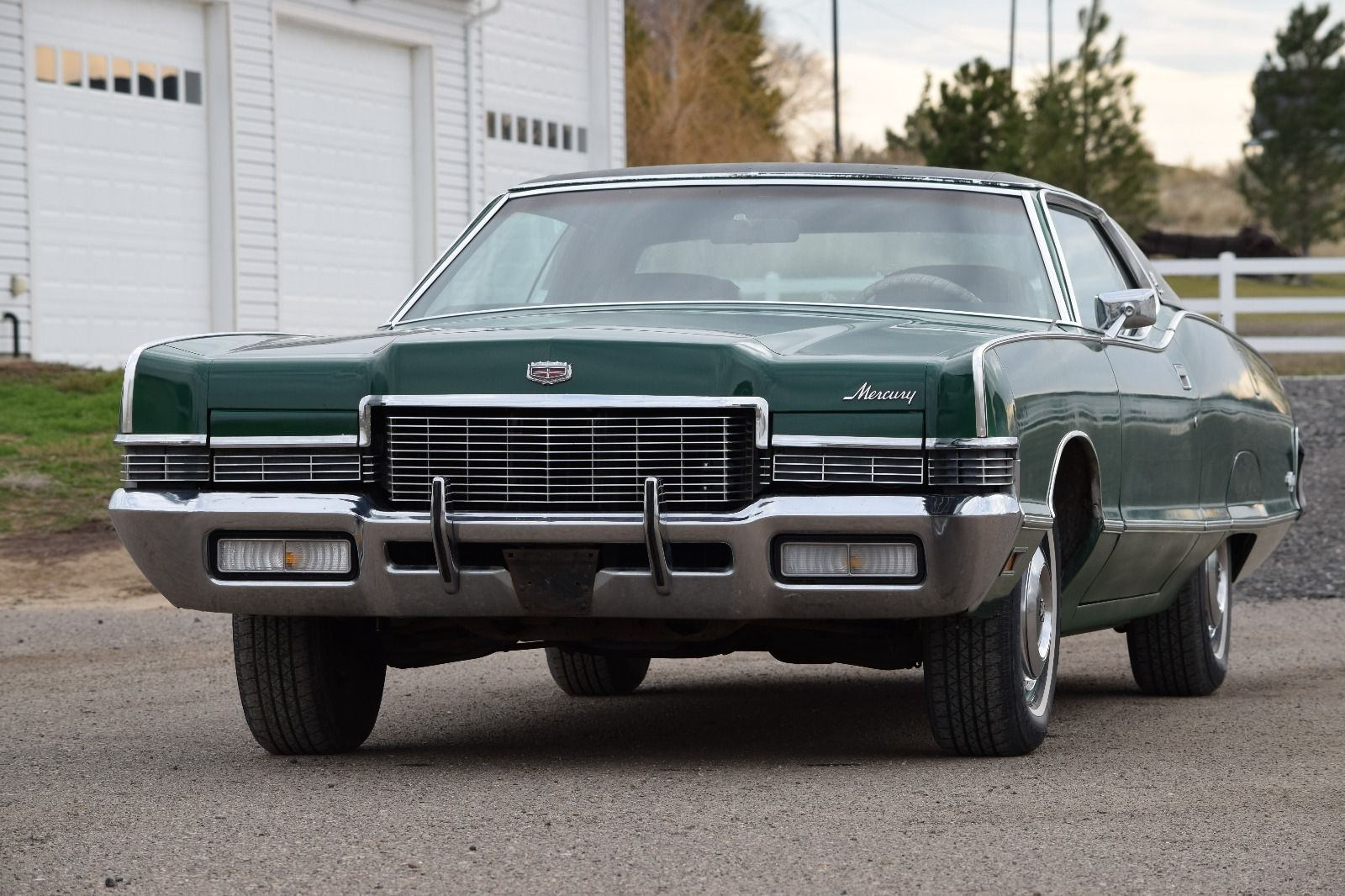 BangShift.com Muscle Car Or Luxury Barge? This 1971 Mercury Marquis ...