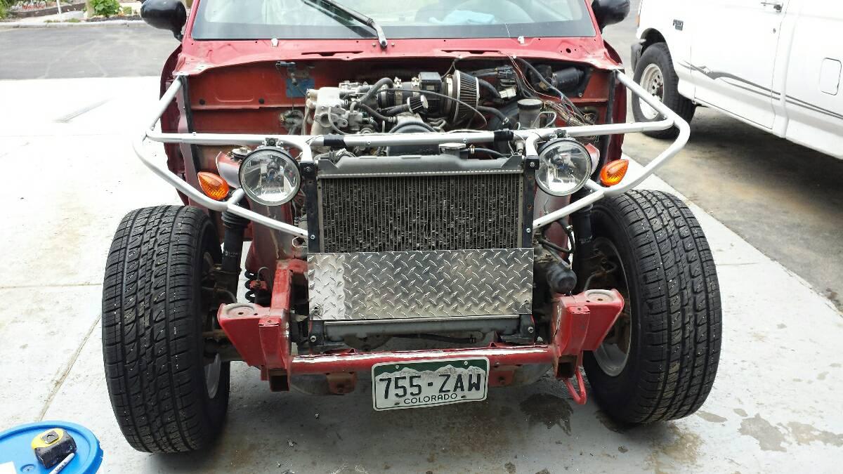 Bangshift Com Redneck Rzr This 1996 Suzuki X 90 S Owner