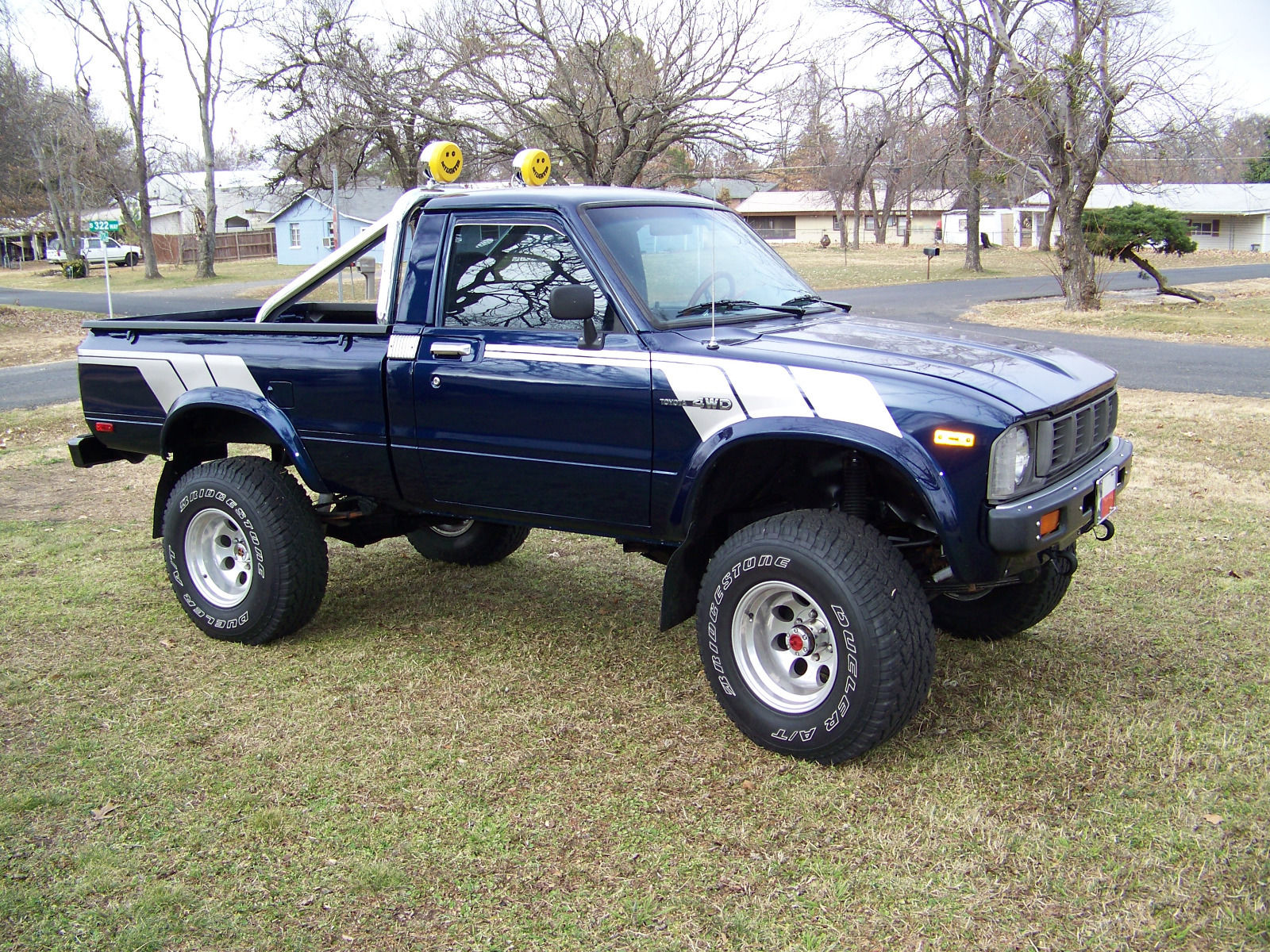 This 1981 Toyota Truck Is Amazingly Clean And A Total Throwback – Want Is Strong!