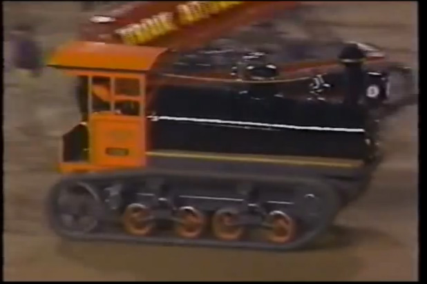 Awesome Rare Footage Of The Orange Blossom Express Tank Monster Truck Racing Bigfoot Fast Trax