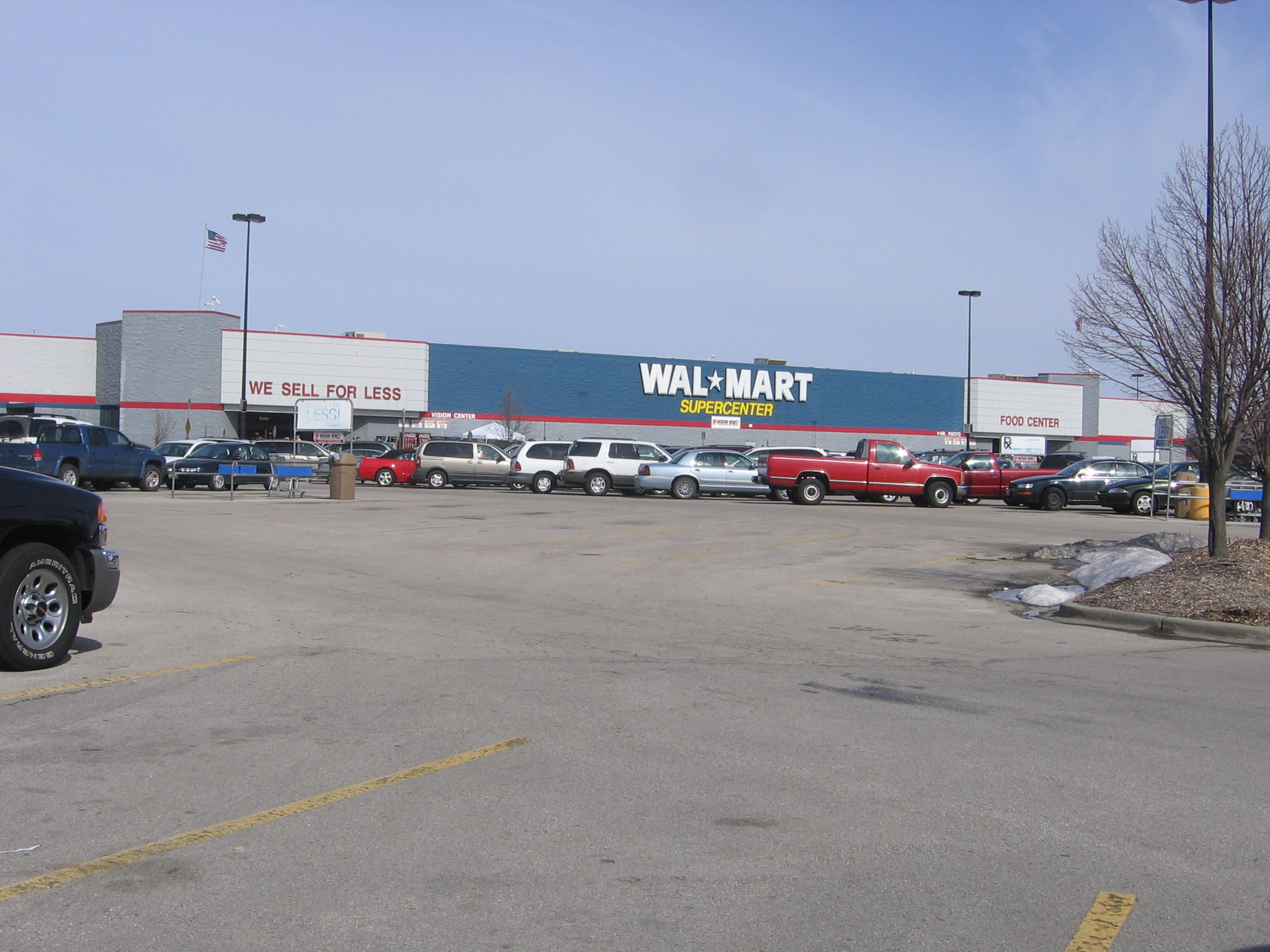 Question Of The Day: Would You Actually Buy A Car From Wal-Mart?