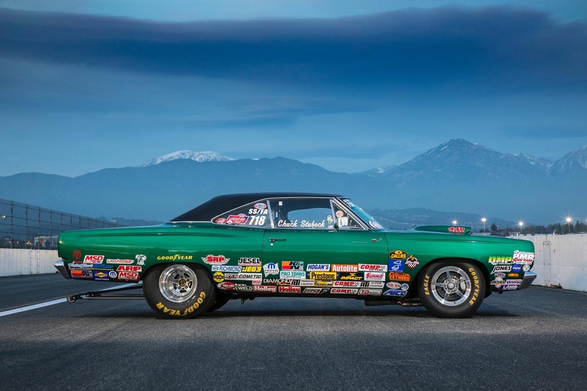 Car Feature: Mopar Verde – Chuck Stubeck's SS/FA 1969 Road Runner Is A Flying Behemoth