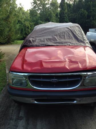 """Project """"Great Pumpkin"""" Mustang: Step Two Is Making A Sacrifice To The Pony Car Gods"""
