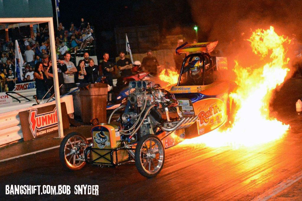 It's Official: World Series Of Drag Racing Back At Cordova August 25-27