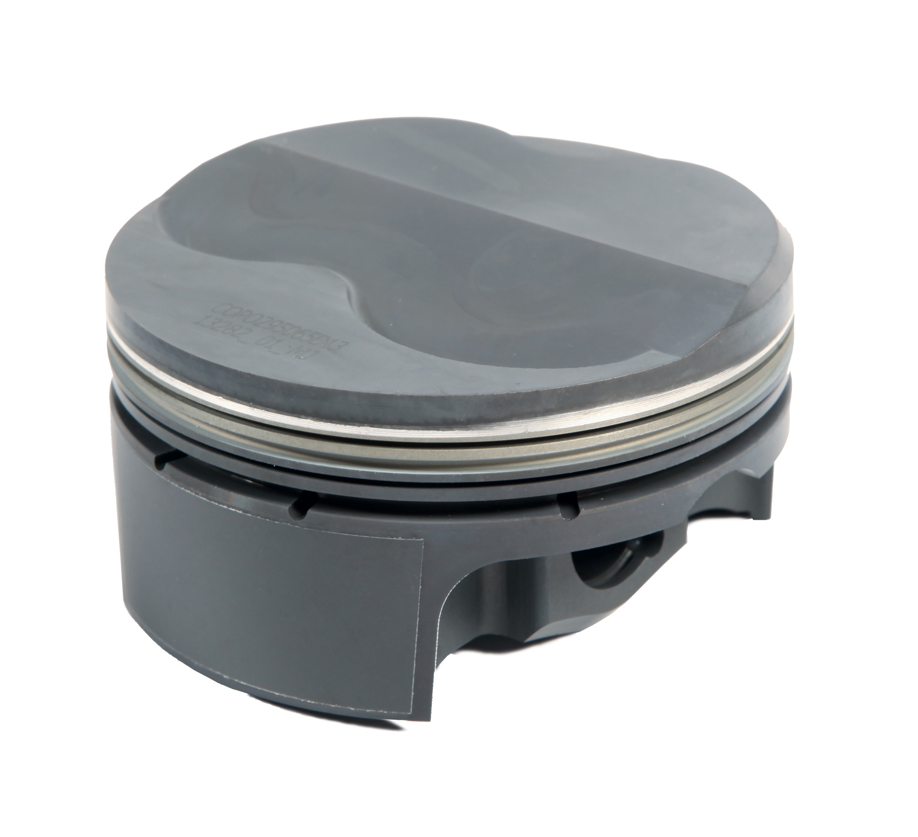 Building An LS-Based Drag Racing Engine? MAHLE Motorsports Has Domed Pistons For You!