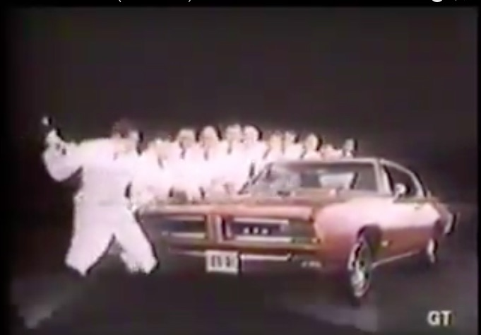 The Top 11 Best Muscle Car TV Commercials