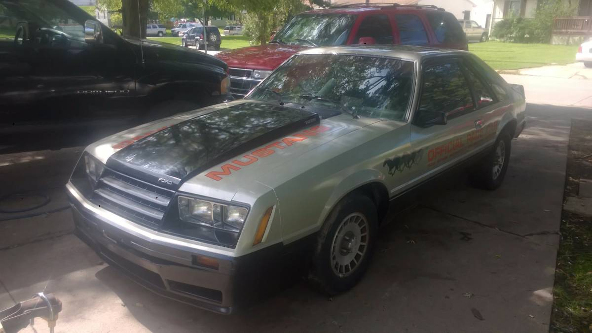BangShift com Rough Start: This 1979 Ford Mustang Turbo Indy
