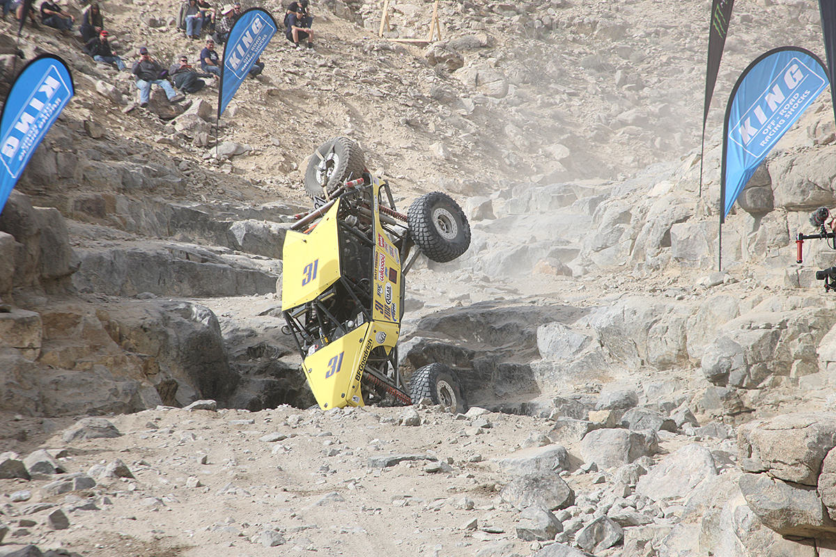 Rocks, Dirt, And High Speed Lakebed Action Photos From King Of The Hammers 2017